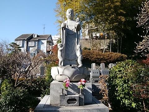 長円寺水子子育地蔵