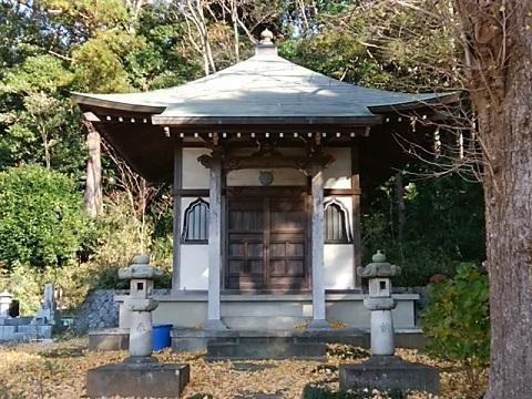 塩谷寺薬師堂