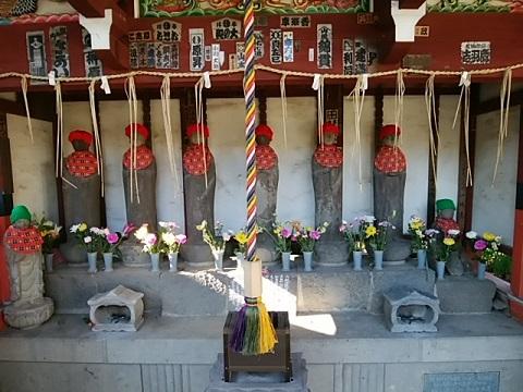 金蔵寺六地蔵