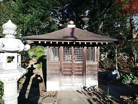 法華寺太子堂