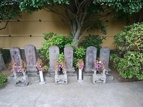 正覚院六地蔵