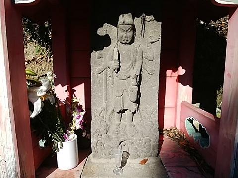 金蔵寺庚申塔
