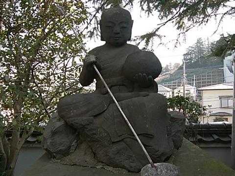 萬蔵寺延命地蔵