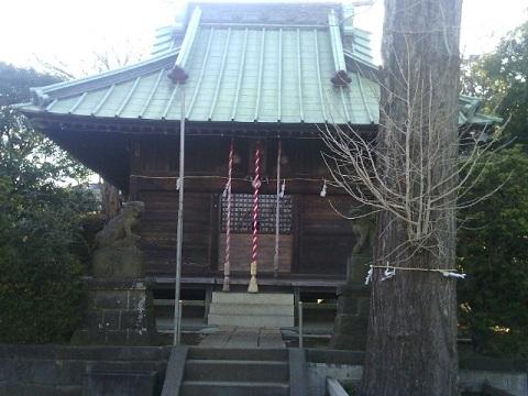 台村八幡神社