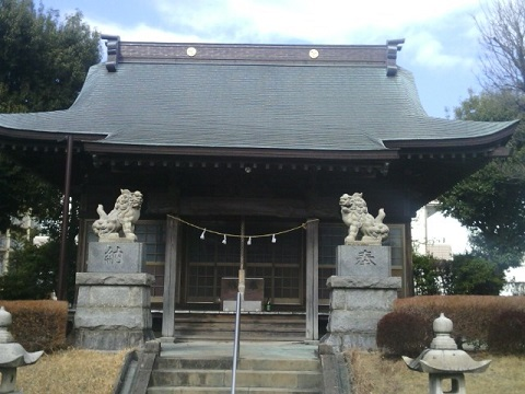 日向山神社