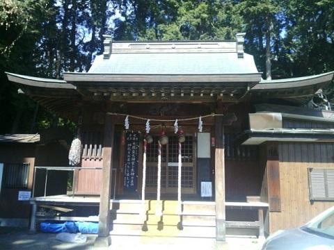 鴨居杉山神社