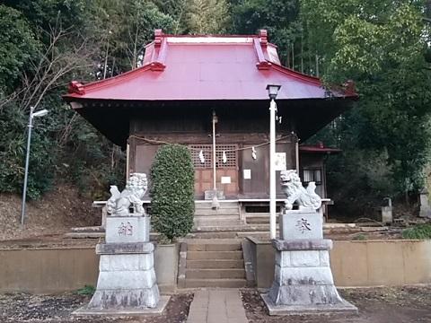 小山日枝神社