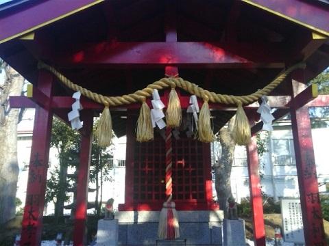 大蔵寺稲荷