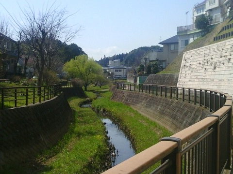 梅田川下流