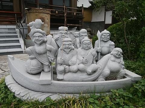 宝蔵寺七福神