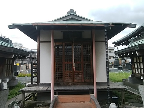 宝蔵寺弁天堂