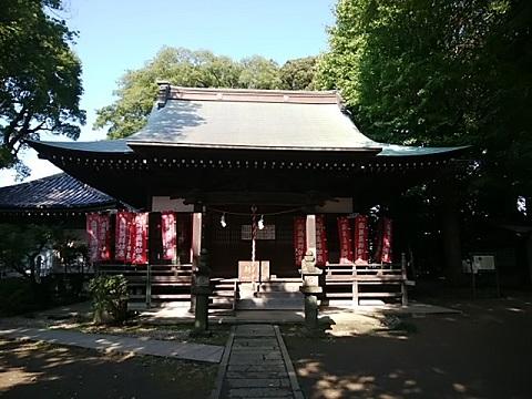 常楽寺薬師堂