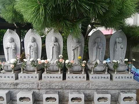 東福寺六地蔵
