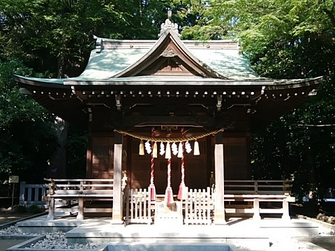宮内春日神社
