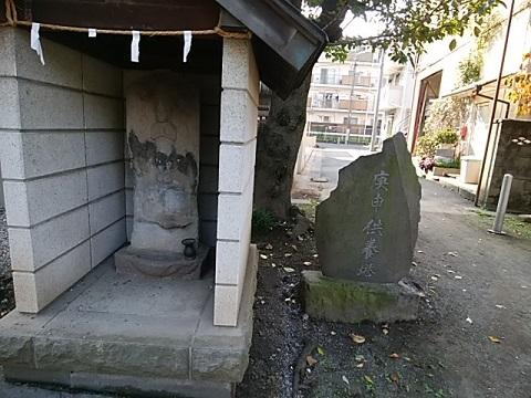 今井神社庚申塔
