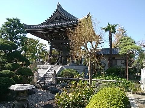 浄蓮寺鐘楼