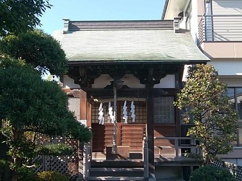 紺屋町女體神社
