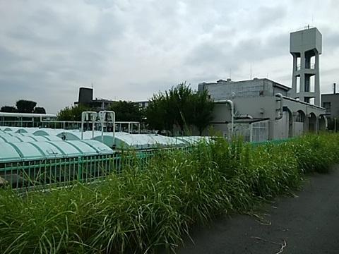 加瀬水処理センター