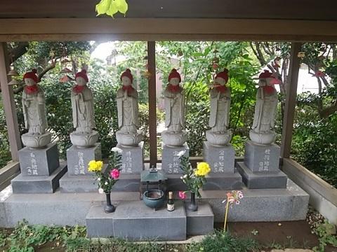 延命寺六地蔵