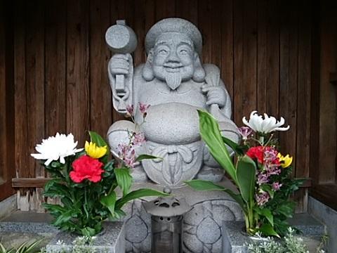 慈照寺大黒像