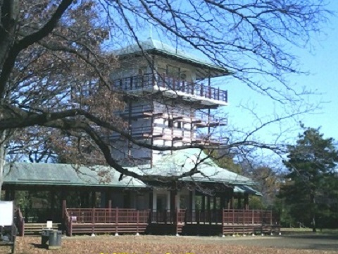 桝形山広場