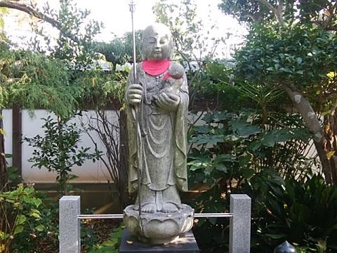 長松寺水子地蔵