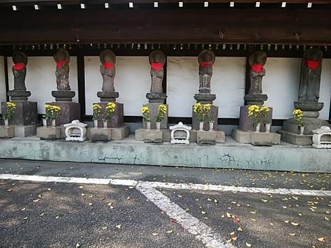 長松寺六地蔵