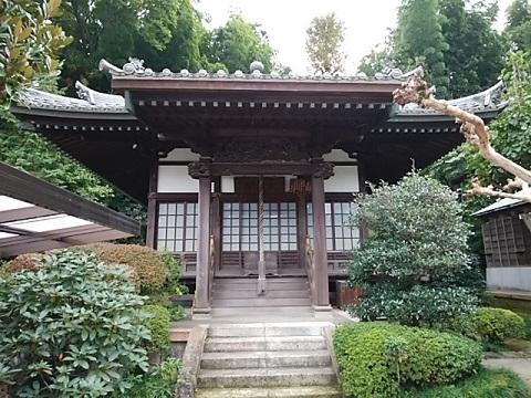 壽福寺大慈閣