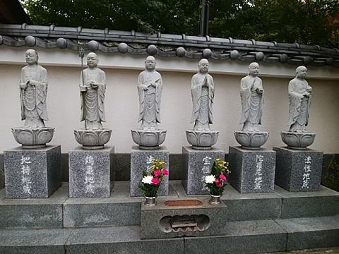 壽福寺六地蔵