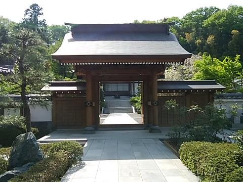 壽福寺山門