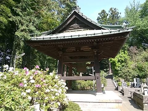 壽福寺鐘楼