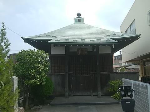 龍厳寺観音堂