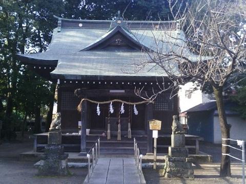 中野島稲荷