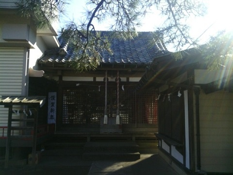 菅八雲神社
