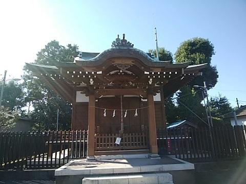 長沢諏訪社