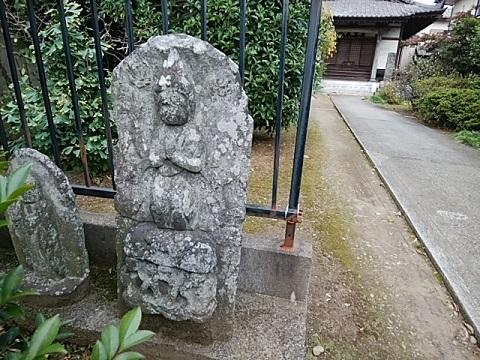 長福寺庚申塔