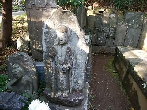 観音寺庚申塔
