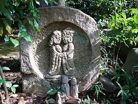 廣福寺道祖神