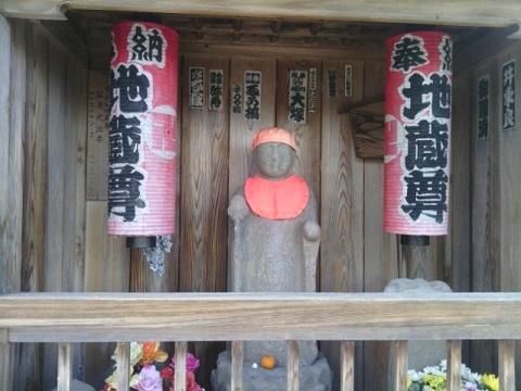 菅北浦地蔵堂