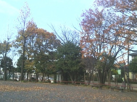 寺尾台第一公園