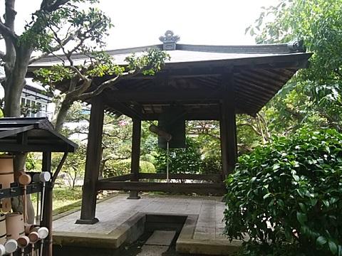 龍雲寺鐘楼