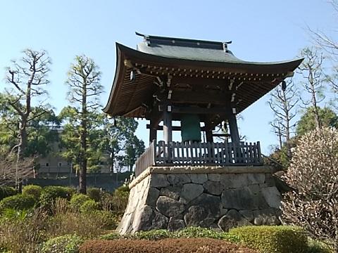 正覚寺鐘楼