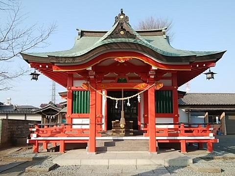 川向稲荷神社