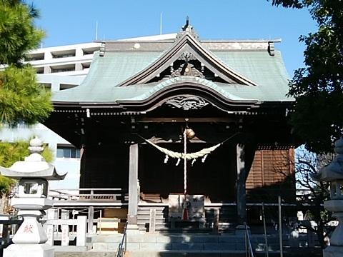 中川杉山神社
