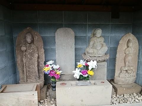 龍福寺庚申塔