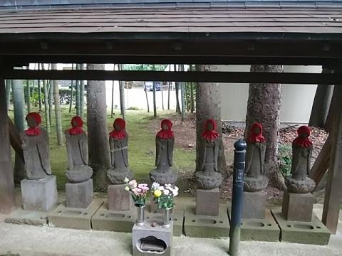 正覚寺六地蔵