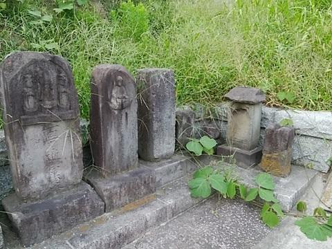 山田神社道標