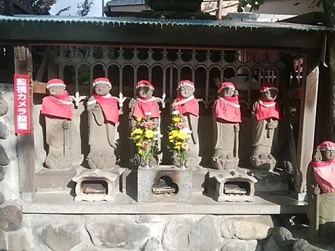 大聖寺六地蔵