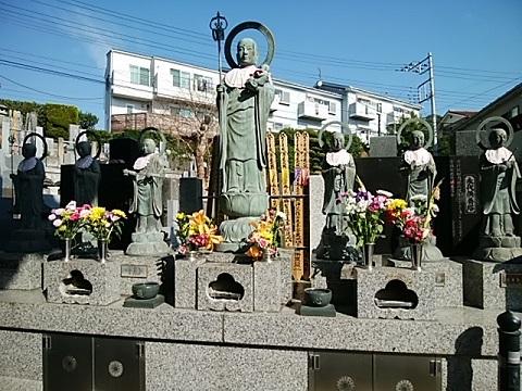 本覚寺六地蔵