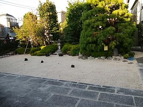 寿徳寺庭園